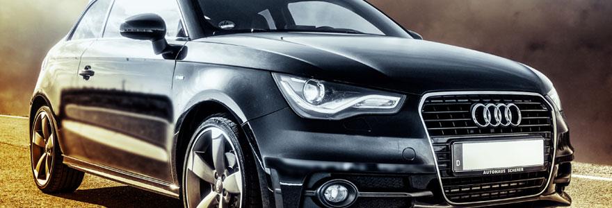 Dénicher des offres de voitures Audi
