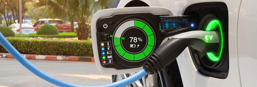 Bornes de recharge pour véhicules électriques