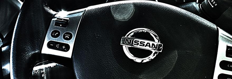 voiture Nissan d'occasion